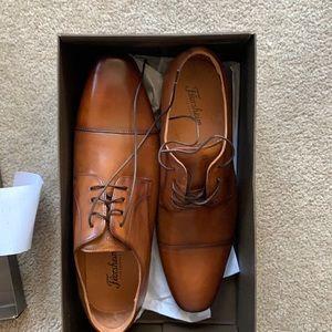 Brand new Florsheim men's size 10 shoes.